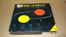 Vintage - Young Scientist - Experiments With Air And Water 1957