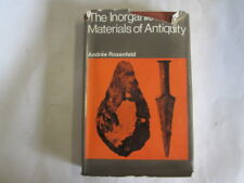 Good - The inorganic raw materials of antiquity - Rosenfeld, Andreé 1965-01-01