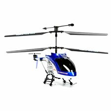 Spy Hercules Camera Unbreakable 3.5CH RC Helicopter - Blue Blue