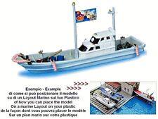 KATO by TOMIX RIMORCHIATORE TUG BOAT BARCA da PESCA FISHING PLASTICO 010 SCALA-N