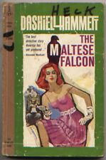 the maltese falcon - dashiell hammett: vintage paperback edition 1961