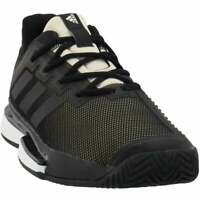 adidas Solematch Bounce Womens  Sneakers Shoes Casual   - Black