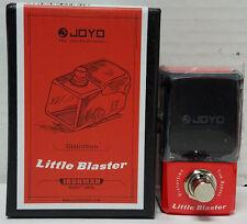 Joyo Ironman Little Blaster Distortion Pedal  FREE SHIPPING