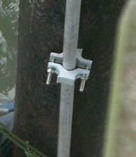 "pole-to-piling, mast-to-wood; wood mount for 0.88-2.88"" dia masts and antennas"