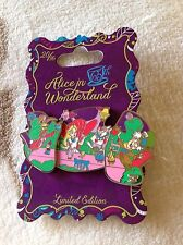 Disney ALICE IN WONDERLAND 65th Anniversary Tea Party PIN LE 3500 New
