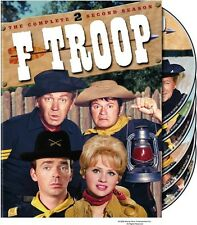 F-Troop: The Complete Second Season [6 Discs] (2007, DVD NEW)