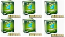 Nicorette Original Chewing Gum, 4 mg 210 Pieces x 6 Packs