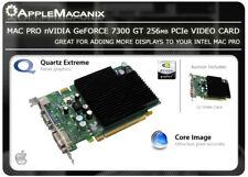 1st Gen Mac Pro nVidia GeForce 7300GT PCIe Video Card