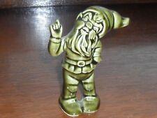Old Pottery Gnome Leprechaun Figurine Irish Knock
