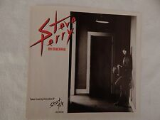 "STEVE PERRY  ""Oh Sherrie"" PICTURE SLEEVE! BRAND NEW! ONLY NEW OPY ON eBAY!!"