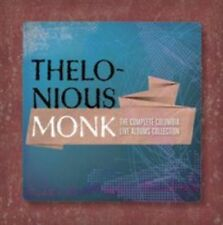 The Complete Columbia Live Albums Collection by Thelonious Monk (CD, Sep-2015, 10 Discs, Sony Music)