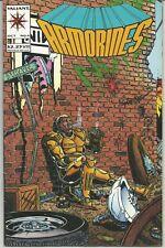 Armorines #4 : October 1994 : Valiant Comics..