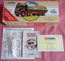 Corgi Classics 97327 Atkinson 8 Wheel Eddie Stobart - Box 0nly