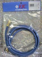 """FJC Products Refrigerant Charging Hose 72"""" Blue R12"""