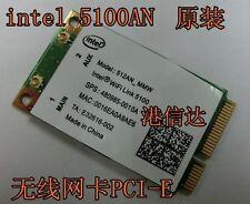 intel WiFi Link 5100AGN 300M Dual Band 3945 4965