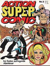 Action Comic SUPER #3 (1976) DELTA 99, Cosmos Crew Esteban Maroto primo, Zack