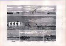 1876 Forts For The Defence Of The Thames And Medway Martello Tower