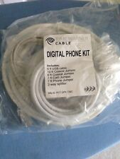 Time Warner Cable Digital Phone Kit (Cables)