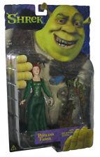 Shrek Princess Fiona McFarlane Toys Figure w/ Leg Kicking Action