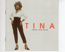 CD TINA TURNER	twenty four seven	EX+ (A2337)
