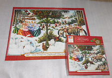 Twelve Days Christmas Lynn Bywaters 1000 Piece Jigsaw Puzzle 20 x 27 Partridge