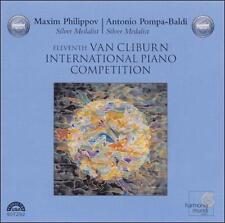 Eleventh Van Cliburn Piano Competition 2001 - Silver Medal CD (2001)