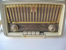 PHILETTA 273 - BD 273 U - Philips Radio Röhrenradio - FUNKTIONSFÄHIG Vintage