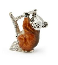 More details for saturno sterling silver and enamel koala