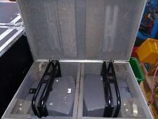 2x Martin Audio W2 Speakers With Flying Equipment And Transport Case