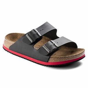 Birkenstock Arizona SL 230116 Superlaufsohle schwarz Sandale schmale Weite sale