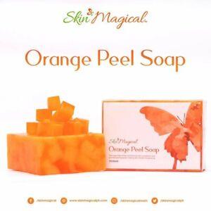 Skin Magical  Orange Peel  Whitening Soap 135 g. Best Seller