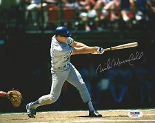 Mike Marshall Los Angeles Dodgers signed 8x10 photo PSA/DNA # X60566