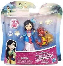 Disney Princesa Pequeño Reino Snap INS Mulan's Tea Party