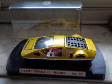 Modellino Ferrari Pininfarina Modulo della Mercury scala 1:32 made in Italy