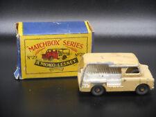 Vintage Matchbox Moko Lesney 29 Bedford Milk Float Truck Model Toy Car