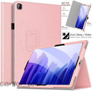 "Magnetic Flip Tab A7 10.4"" Smart Flip Stand Case Cover For Samsung Galaxy Tablet"