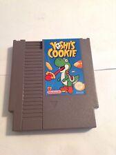 Yoshi's Cookie Game for Nintendo NES