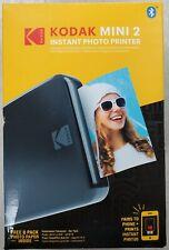 Kodak Mini 2 HD Wireless Portable Mobile Instant Photo Printer New