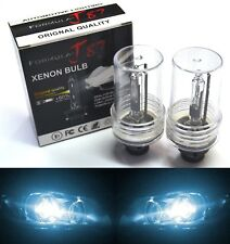 HID Xenon D2R Two Bulbs Head Light 8000K Icy Blue Replacement Lamp Low Beam OE