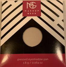 """BNIB Makeup Geek Eyeshadow """"SAND DOLLAR"""" Matte Pressed Powder Single Pan Shadow"""