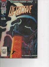 DETECTIVE COMICS ANNUAL 4   1991 VERY GOOD ARMAGEDDON 2001