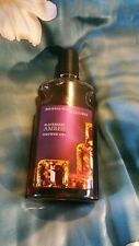 Blackberry Amber Bath & Body Works Shower Gel 10fl.oz. New Discontinued Bodywash