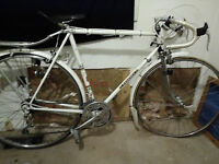 Peugeot Mens Vintage Road Bike 1977 Bicycle Made In France