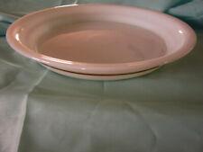 Pyrex vintage white w/ gold trim pie plate