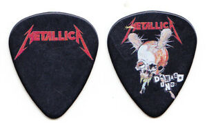 Metallica Damage, Inc. Single Artwork Promotional Guitar Pick - 2019