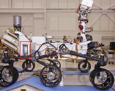 NASA MARS CURIOSITY ROVER WITH NEUTRON GENERATOR 11x14 SILVER HALIDE PHOTO PRINT