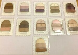 L'oreal star secrets trio eye shadow choose your shades