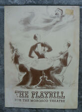 1942 Playbill Program-Blithe Spirit-Noel Coward-1st Broadway Run-Webb-Natwick