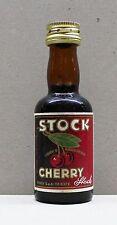 STOCK CHERRY - liquore di marasca dalmata - cc 3 [Mignon Miniature Mignonettes]