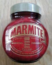 Marmite Marston's England Cricket Ball Jar April 2011 - 250 Grms